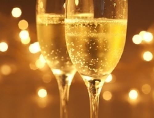 Champagne vin de Fête