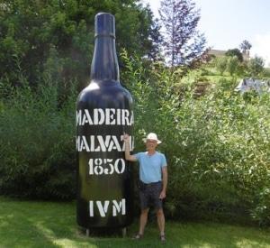 vins du monde à madere