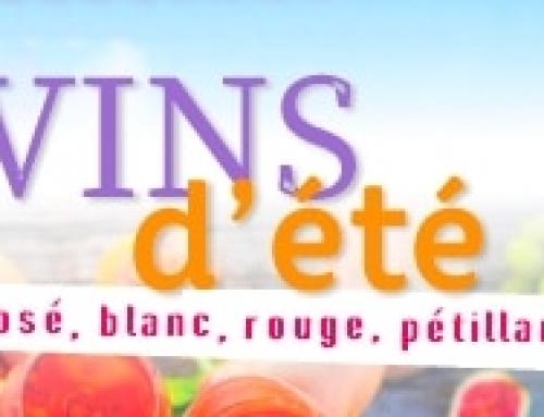 Vin été, barbecue, grillades, apéro, chaleur : Cave des Rochettes Montaigu Vendée